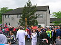 Barrmill - Olympic Flame swapover.JPG