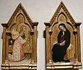 Bartolo di fredi, annunciazione, 1388.JPG