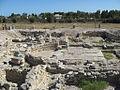 Basilica antica di Siponto - lato.jpg