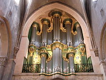 photo : Orgue Dom Bedos