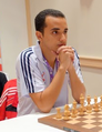 Bassem Amin at the 2013 Chess World Cup.png