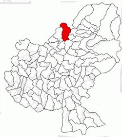 Vị trí của Batos