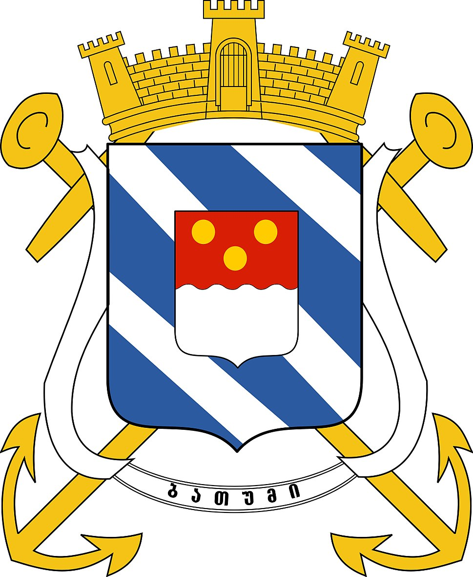 Coat of arms of Batumi