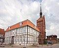 Baudenkmal Rathaus in Dömitz IMG 8830.jpg