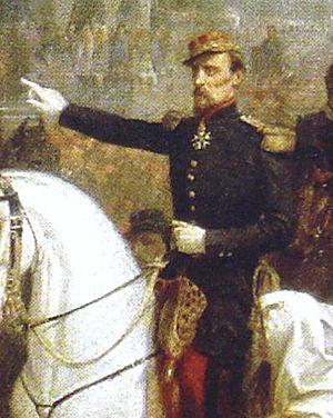 Charles-Marie-Napoléon de Beaufort d'Hautpoul - Baudoin Beaufort d'Hautpoul in 1860.
