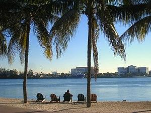 Bayfront Park, Miami, Florida, USA.