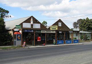 Bayles, Victoria Town in Victoria, Australia