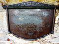 Bayreuth P1010520 Friedhof Erlangerstrasse Maria Anna Thekla Mozart Hinweistafel.jpg