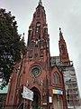 Bazylika Najświętszej Maryi Panny Anielskiej w Dąbrowie Górniczej1.jpg