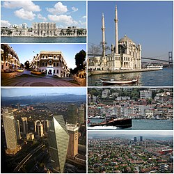 Beşiktaş District Collage.jpg