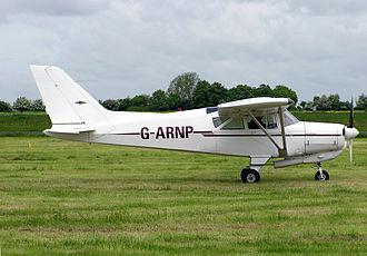 Beagle Aircraft - Image: Beagle.airedale.a 109.g arnp.arp