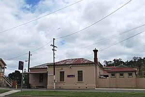 Beaufort, Victoria - Beaufort Railway Station