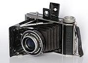 Faltbalgen-Kamera Beier Precisa aus dem Jahre 1952
