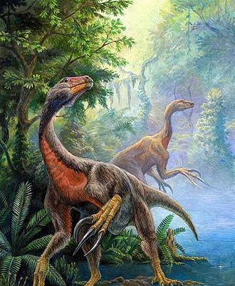 Xu Xing (paleontologist) - Beipiaosaurus