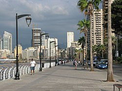 Beirut Corniche, Beirut, Lebanon.jpg