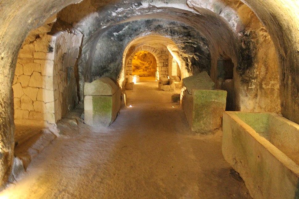 Beit Shearim - Catacomb no. 20