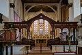 Belfast St George's Church Chancel Screen 2018 08 24.jpg