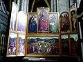 Belgique Gand Cathedrale Saint-Bavon Deambulatoire Chapelle Agneau Mystique - panoramio.jpg
