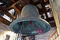 Bell in the Church of St Michael at the North Gate.jpg