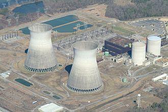 Bellefonte Nuclear Plant - Image: Bellefonte aerial