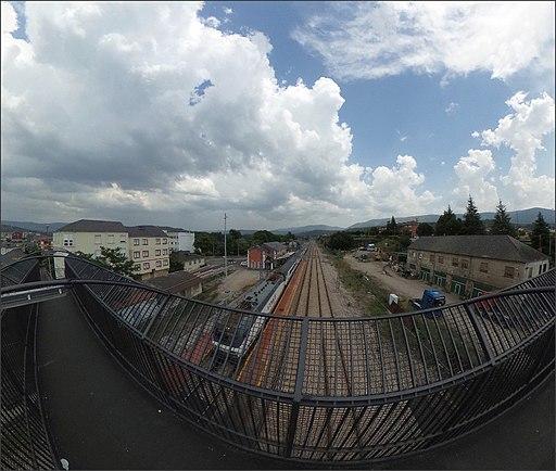 Bembibre - Estación de ferrocarril