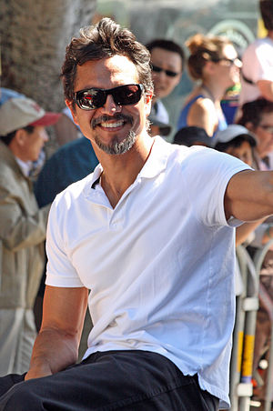 Benjamin Bratt - Bratt in May 2010