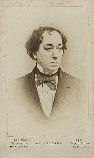 Benjamin Disraeli - Disraeli circa 1870