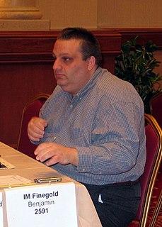 Ben Finegold American chess grandmaster
