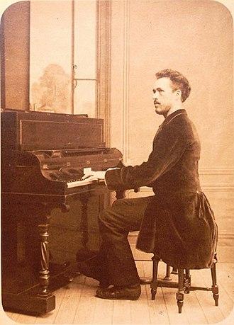 Benjamin Godard - Benjamin Godard, c. 1880, Bibliothèque nationale de France