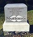 Benjamin S. Van Deusen (1826-1849) tombstone.jpg