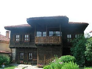 Georgi Benkovski - Image: Benkovski House 1
