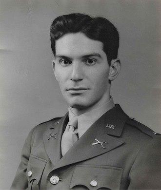 Bennett Boskey - Image: Bennett Boskey USA WWII photo