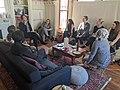 Berkeley Center for New Media HTNM 19 Fan Studies Salon (48909120441).jpg