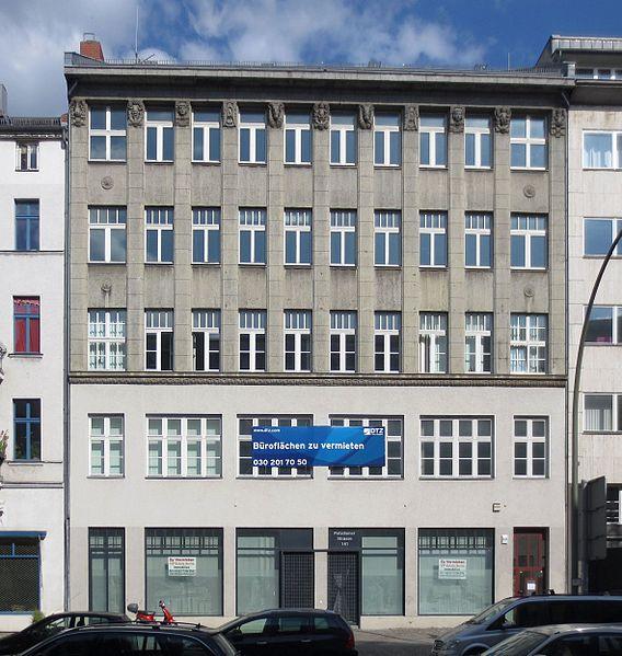 file berlin schoeneberg potsdamer strasse 141 wikimedia commons. Black Bedroom Furniture Sets. Home Design Ideas