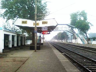 Bero railway station - Bero Railway Station