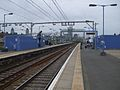 Bethnal Green railway stn look west2.JPG