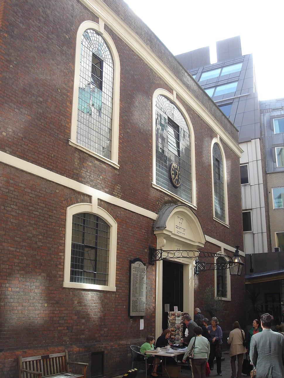 Bevis Marks Synagogue 01