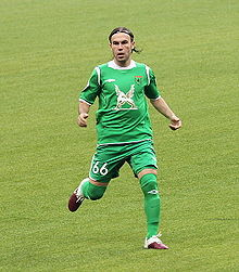 İsrail orta saha oyuncusu Bibras Natho 42
