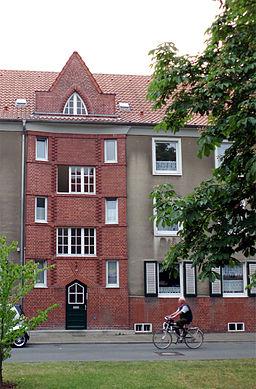 Althoffstraße in Bielefeld