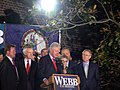 Bill Clinton at Webb Rally 2 (291040490).jpg