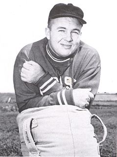 Bill Glassford American football player and coach