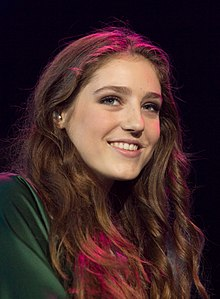 A picture of Birdy in September 2013.
