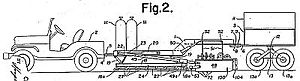 Anderson's-Black Rock, Inc. v. Pavement Salvage Co. - Drawing of the machine patented in this case