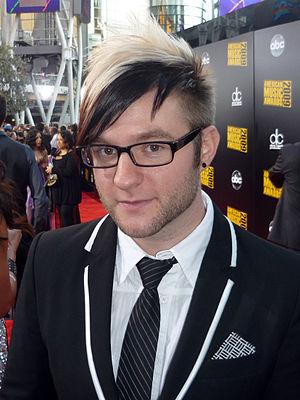 Blake Lewis - Blake Lewis at the 2009 American Music Awards