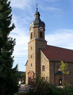 Blankenbach - Church in Blankenbach