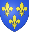 Île-de-France coat of arms (2nd version)
