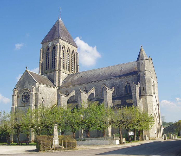 Église Notre-Dame de Blécourt