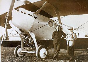 Blériot-SPAD S.46 - Image: Bleriot SPAD S.46