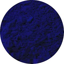 A New Synthetic Blue Created In The 1930s Is Phthalocyanine An Intense Colour Widely Used For Making Ink Dye And Pigment