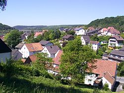 View of Altenbeken